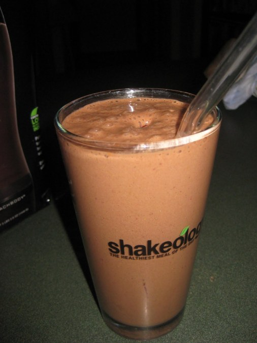 shakeology-glass
